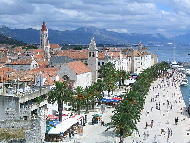 Trogir Croatia Travel Places 24x7