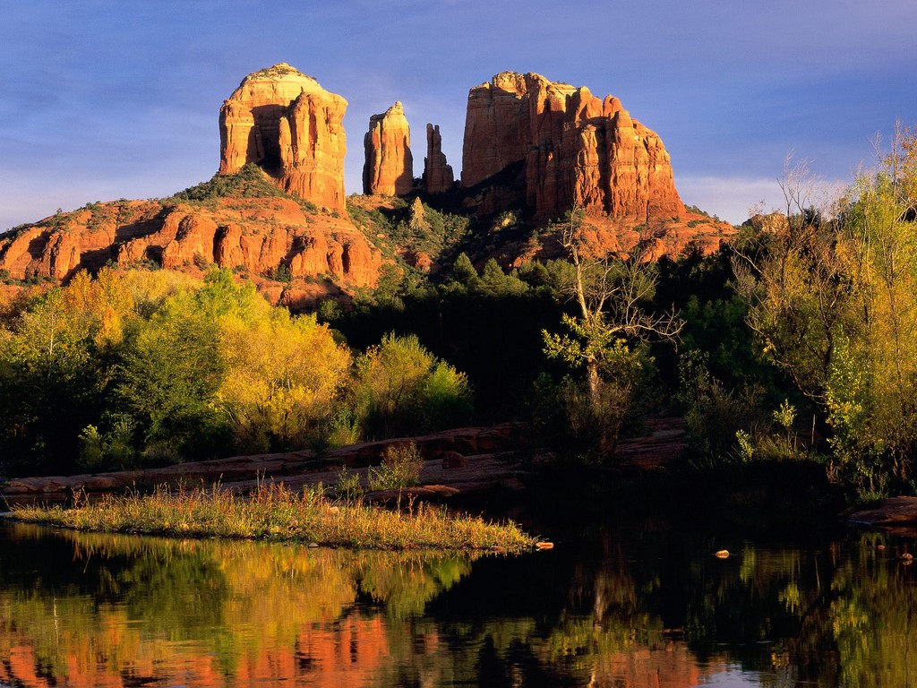 Cathedral Rock Sedona Travel Places 24x7