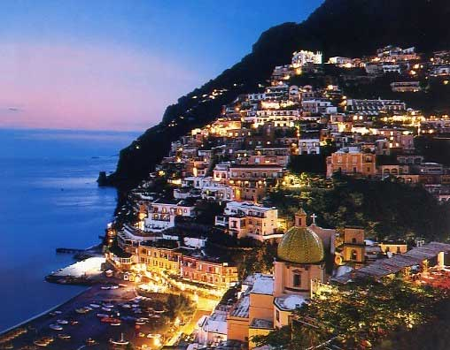 Positano Italy  city pictures gallery : Positano Coast Italy | TRAVEL PLACES 24X7