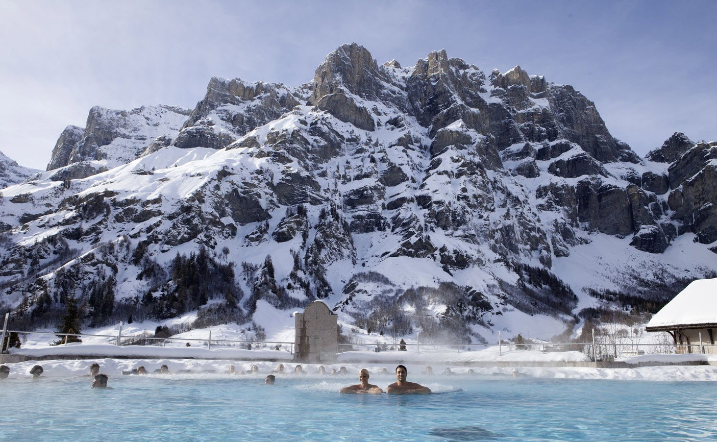Alpentherme leukerbad travel places 24x7 for Best warm places to visit in november